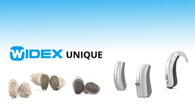 Слуховые аппараты Widex UNIQUE