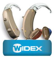 Widex MENU классический заушный аппарат